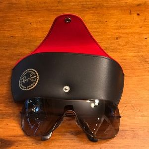 Ray Ban Brown Sunglasses Authentic